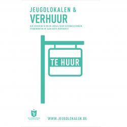Brochure Jeugdlokalen en Verhuur